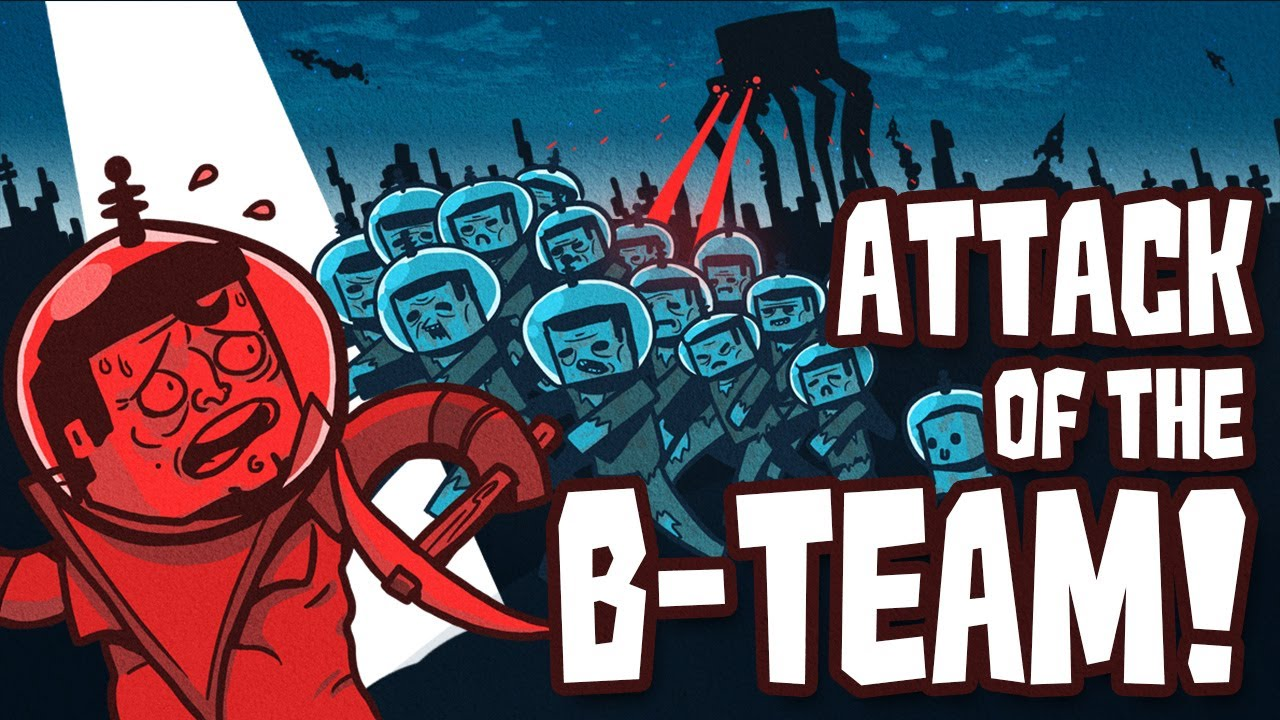 Attack of the B-Team Version 1.0.14